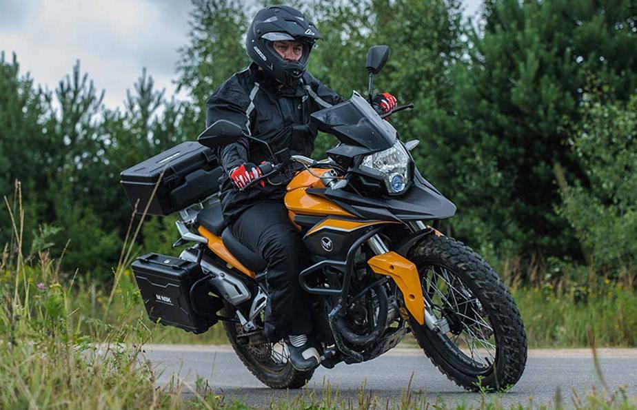 Мотоцикл Zongshen